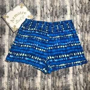 Cato Patterned Shorts